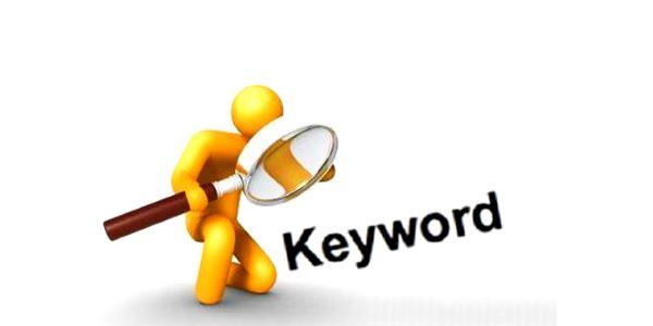 individuare keyword