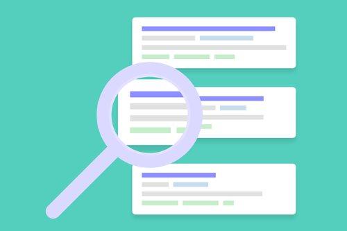 controllo verifica posizionamento sito google